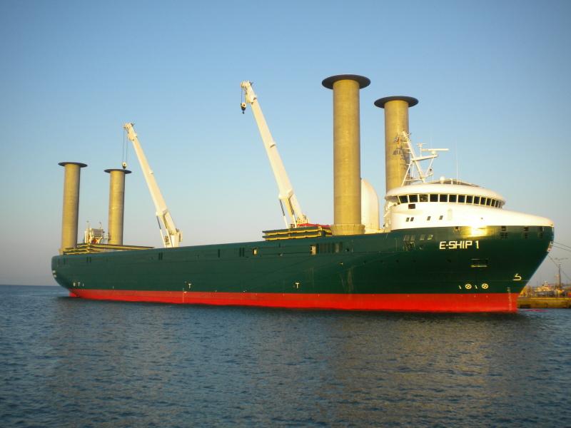 Enercon e ship